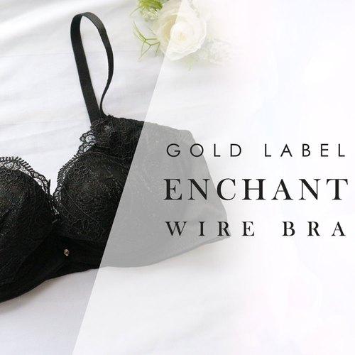 Enchant Wire Bra